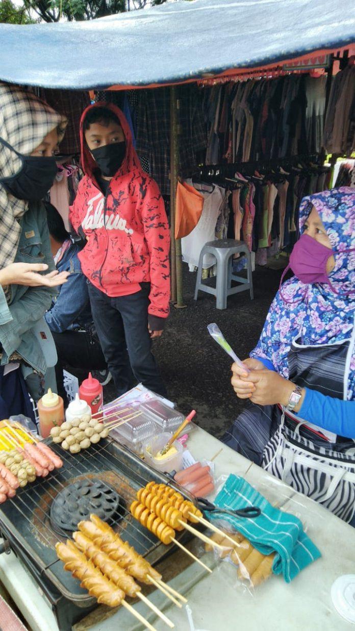 Sebar Kuas Halal di Bandung pada 22 Januari 2021